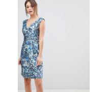 Allium - Kleid mit Blumenprint