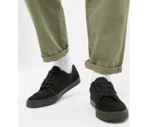 Tonik - Sneaker in Schwarz