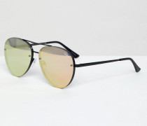 X Missguided - Cool Innite Pilotensonnenbrille