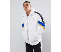 Trainingsjacke mit Farbblockdesign 10006473-A01