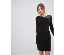 Verona - Hautenges glitzerndes Kleid