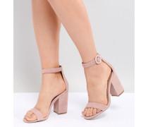 Friday - Sandaletten aus Wildleder mit Schnalle