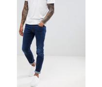 Thommer 084VG - Schmal geschnittene Stretch-Jeans
