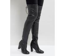Sybil - Over-Knee-Stiefel aus Leder