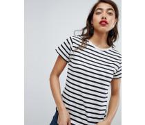 Puker - Gestreiftes T-Shirt