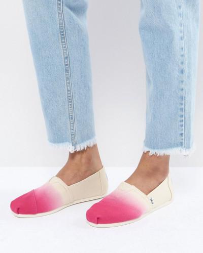 TOMS Damen Batik-Schuhe in Pink Footlocker Finish Günstiger Preis UZuZI