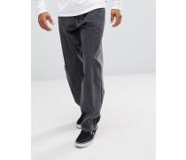Levi's - SILVERTAB - Baggy-Jeans in verwaschenem Grau