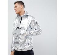 Jacke zum Überziehen in Silber