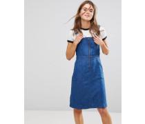 Levi's - Schürzen-Kleid mit Reißverschluss vorne