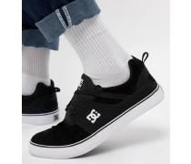 Heathrow - Vulkanisierte schwarze Sneaker