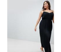 New Look Curve - Maxikleid mit Knopfleiste