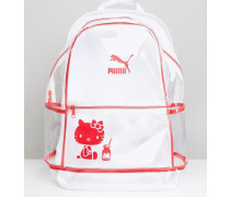 X Hello Kitty - Transparenter Rucksack
