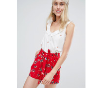 Ada Shorts in Floral Print