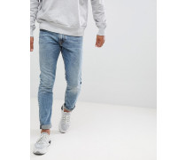 Thommer 084UX - Schmal geschnittene Stretch-Jeans