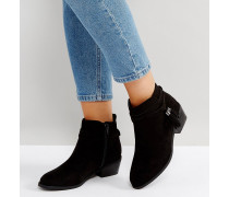 Head Over Heels von Dune - Petraa- Ankle-Boot mit Quaste