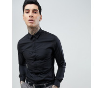 Eng geschnittenes elegantes Hemd