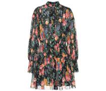 Kleid Allia aus Baumwolle und Seide
