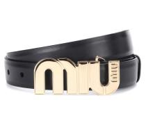 Verziertes Armband aus Leder