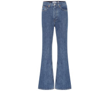 High-Rise Flared Jeans 70s Ultra