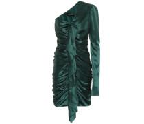 One-Shoulder-Kleid aus Stretch-Seide