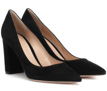 Pumps Piper 85 aus Veloursleder