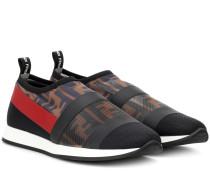 Bedruckte Sneakers Colibri