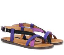 Sandalen Jalmee aus Leder