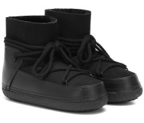 Ankle Boots Classic aus Veloursleder