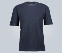 T-Shirt aus Frottee