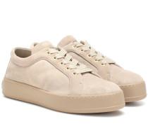 Sneakers Jean aus Veloursleder