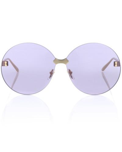 Runde Sonnenbrille