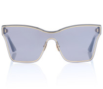 Cat-Eye-Sonnenbrille Silica