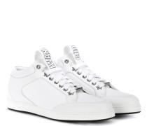 Sneakers Miami aus Leder