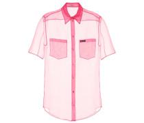 Hemd aus Seide