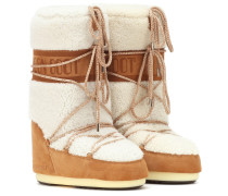 Stiefel mit Shearling