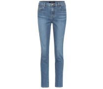 High-Rise Skinny Jeans Ruby