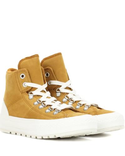High-Top-Sneakers Chuck Taylor All Star Street Hiker aus Veloursleder
