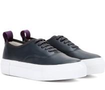Sneakers Mother aus Leder