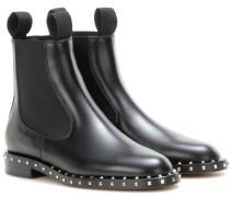 Garavani Chelsea Boots Soul Rockstud aus Leder