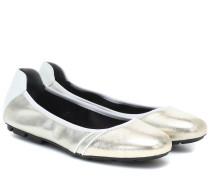 Ballerinas H511 aus Leder