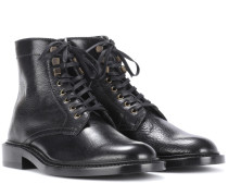Ankle Boots Army 25 aus Leder