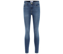 High-Rise Jeans Le High Skinny