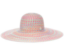 Hut Blanche aus Raffiabast