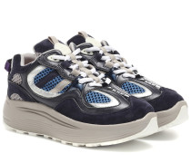 Sneakers Jet Turbo aus Leder