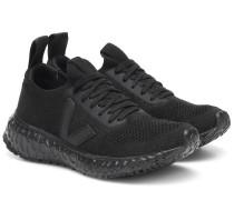 X Veja Sneakers aus Mesh