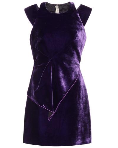 Kleid Torrens aus Samt