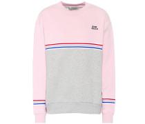 Verzierte Pullover aus Baumwolle