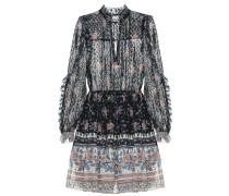 Kleid Dani aus Seiden-Georgette