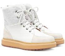 Ankle Boots Elmira mit Pelz