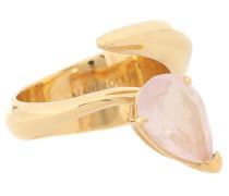 Vergoldeter Ring